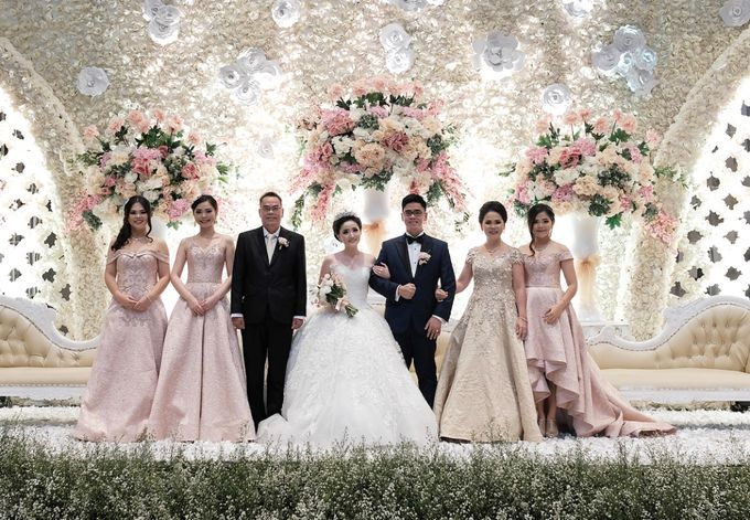 Wedding of David & Caca by Wong Hang Distinguished Tailor - 006