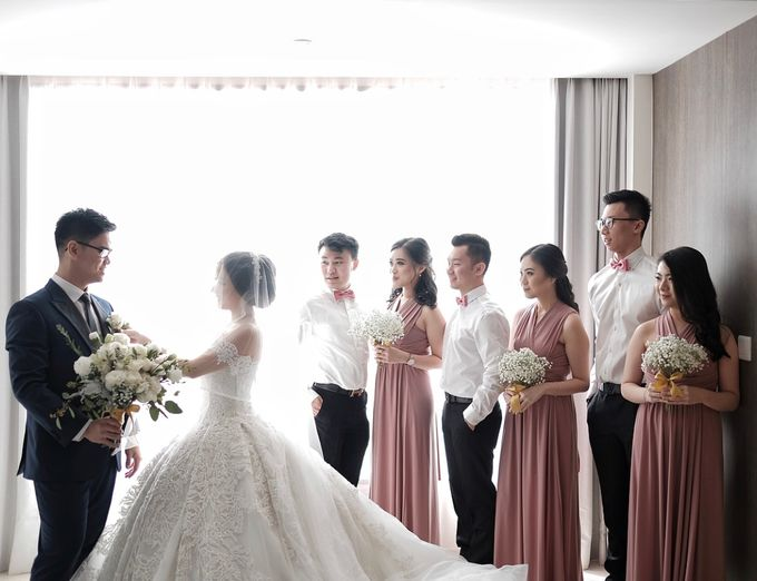 Wedding of David & Caca by Wong Hang Distinguished Tailor - 012