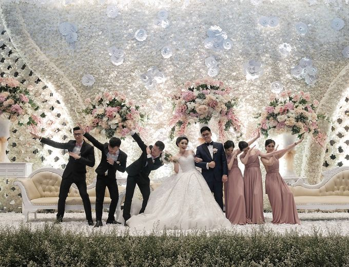 Wedding of David & Caca by Wong Hang Distinguished Tailor - 014
