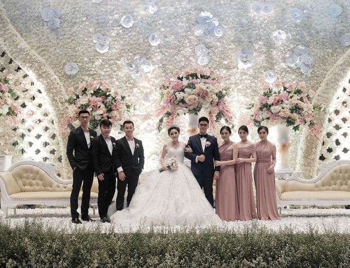 Wedding of David & Caca by Wong Hang Distinguished Tailor - 015