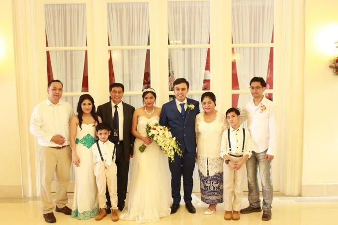 JASMINE AND CHRIS WEDDING by Rumah Luwih Beach Resort - 006