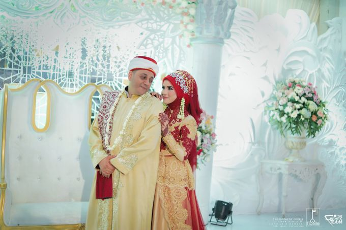 Wedding Latifah & Numair by Ficelle Photography - 009