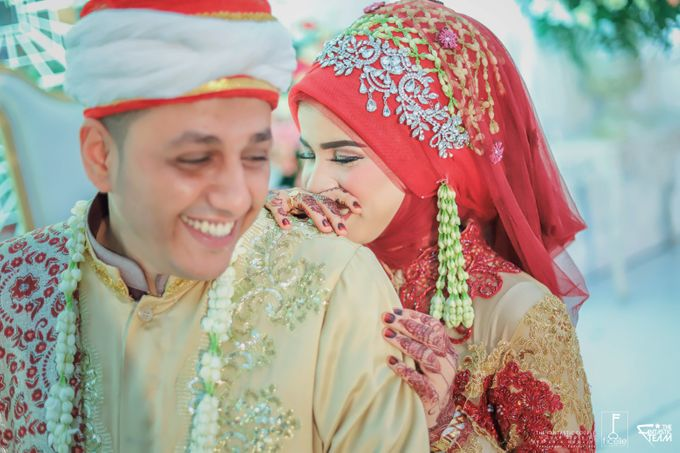 Wedding Latifah & Numair by Ficelle Photography - 010