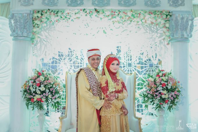Wedding Latifah & Numair by Ficelle Photography - 011
