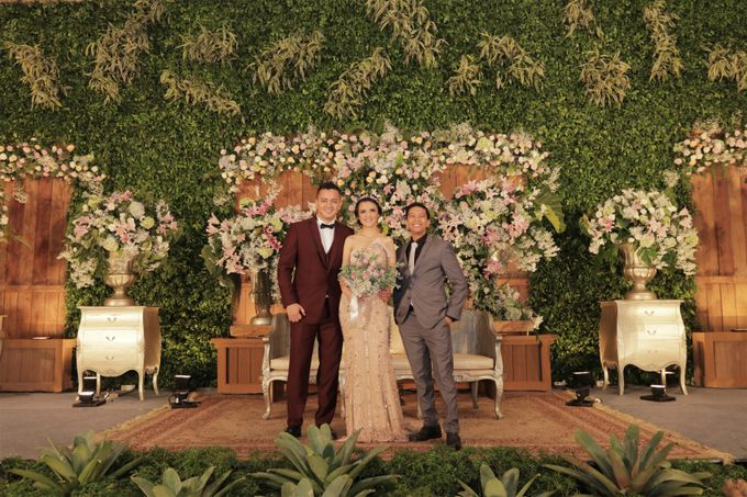 Gad & Karina Wedding Day by Vedie Budiman - 008