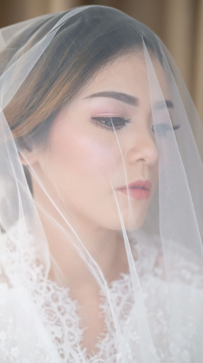 Clear Makeup Look For Bride by StevOrlando.makeup - 002