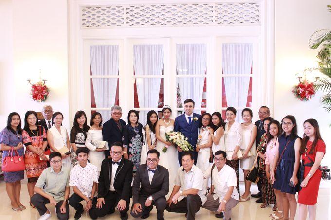 JASMINE AND CHRIS WEDDING by Rumah Luwih Beach Resort - 007