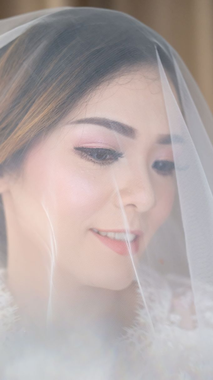 Clear Makeup Look For Bride by StevOrlando.makeup - 003
