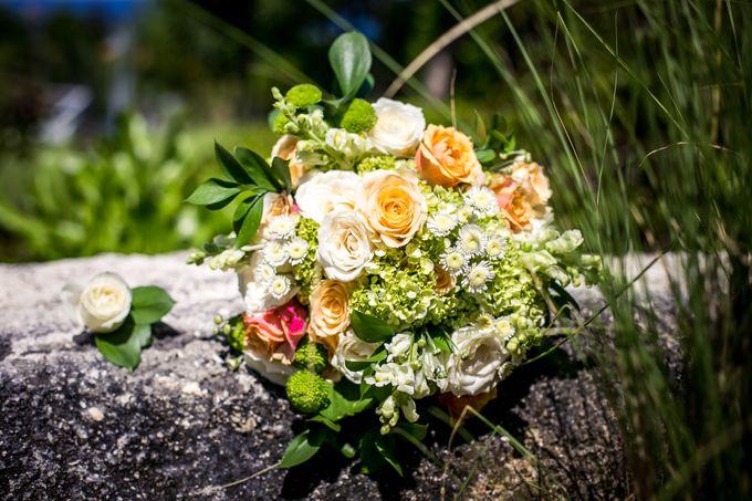 The Wedding of Mr Chung Suk Won & Ms Lee Jung Min by Bali Wedding Atelier - 002