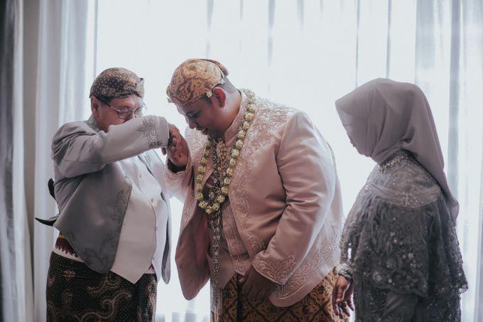 DINI & AGI WEDDING by Akuwedding - 023