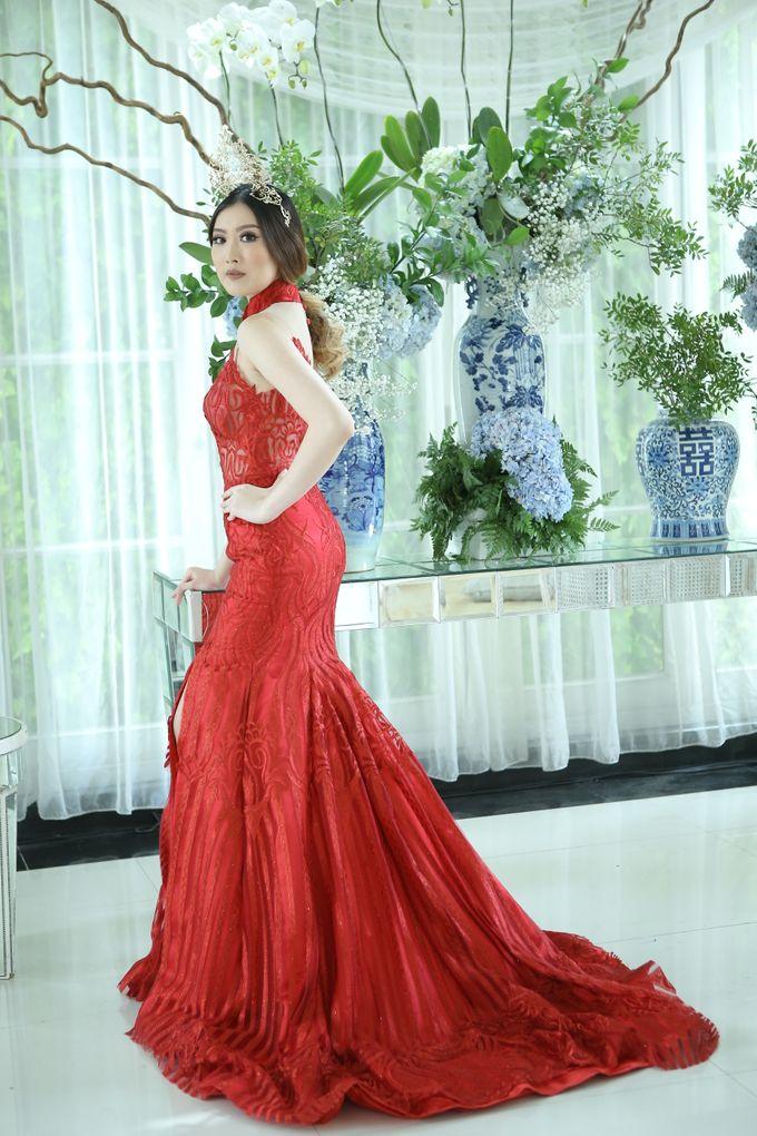 RED DRESS by natalia soetjipto - 014