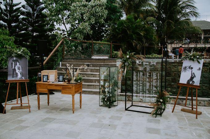 Wennie and Albert Wedding by Bali Wonderful Decor - 020