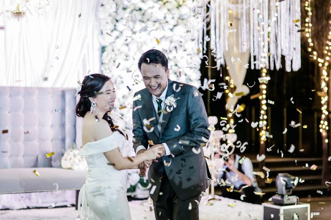 A Fresh and Modern Minimalist Iglesia Ni Cristo Wedding by Eye Candy Manila Event Styling Co. - 046