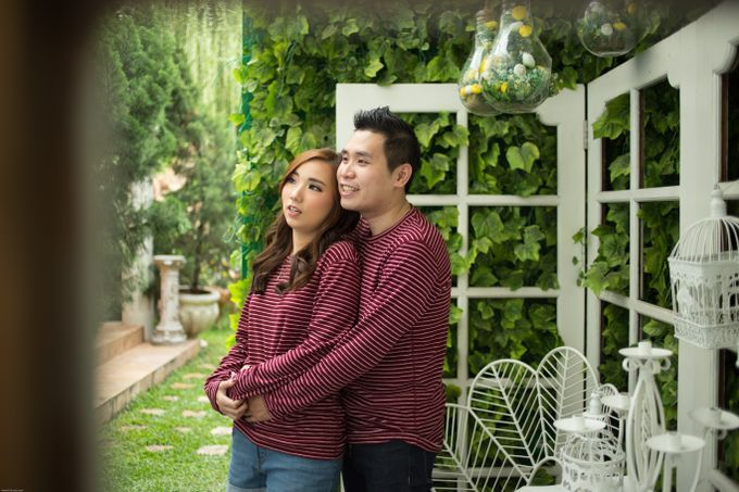Leo & Ingrid Prewedding by csmakeuparts - 018