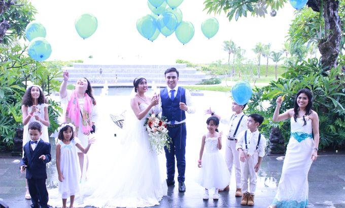 JASMINE AND CHRIS WEDDING by Rumah Luwih Beach Resort - 008