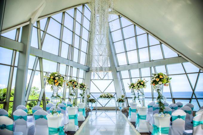 The Wedding of Mr Chung Suk Won & Ms Lee Jung Min by Bali Wedding Atelier - 003