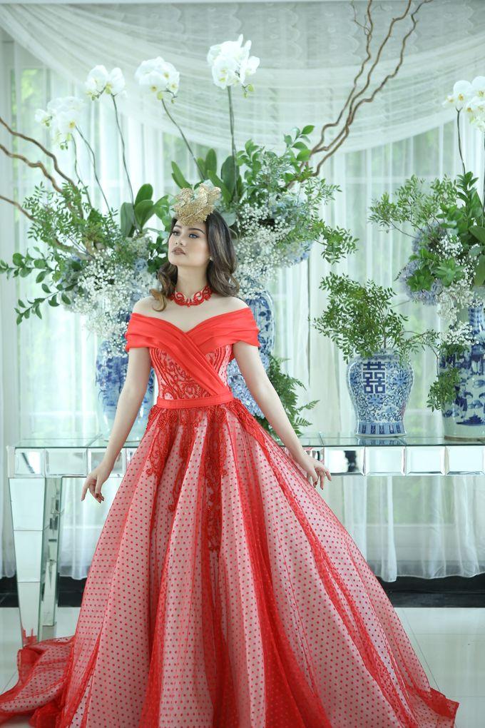 RED DRESS by natalia soetjipto - 013
