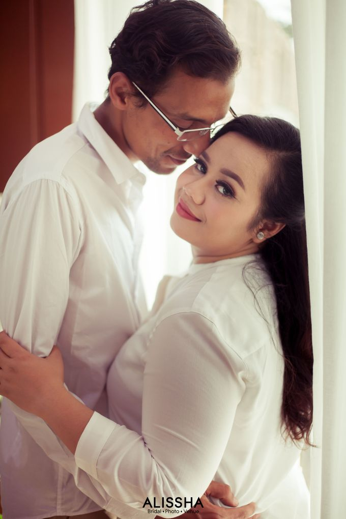 Prewedding of Erni-Salah at Alissha by Alissha Bride - 009