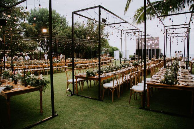 Wennie and Albert Wedding by Bali Wonderful Decor - 022