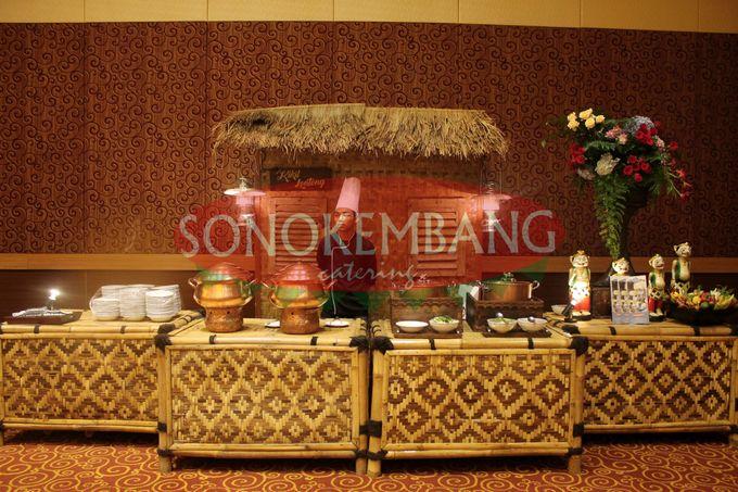Wedding of Marsya & Derajat by Sonokembang Catering - 004