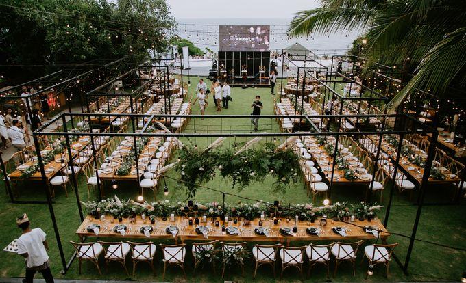 Wennie and Albert Wedding by Bali Wonderful Decor - 023