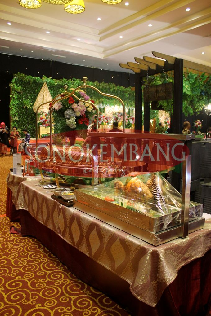 Wedding of Marsya & Derajat by Sonokembang Catering - 005
