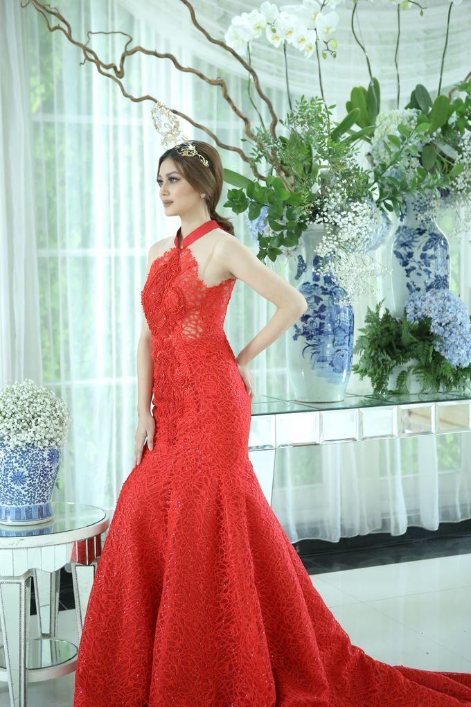 RED DRESS by natalia soetjipto - 012