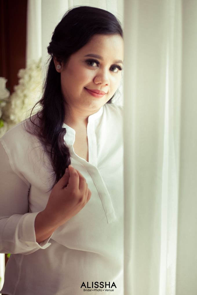 Prewedding of Erni-Salah at Alissha by Alissha Bride - 010