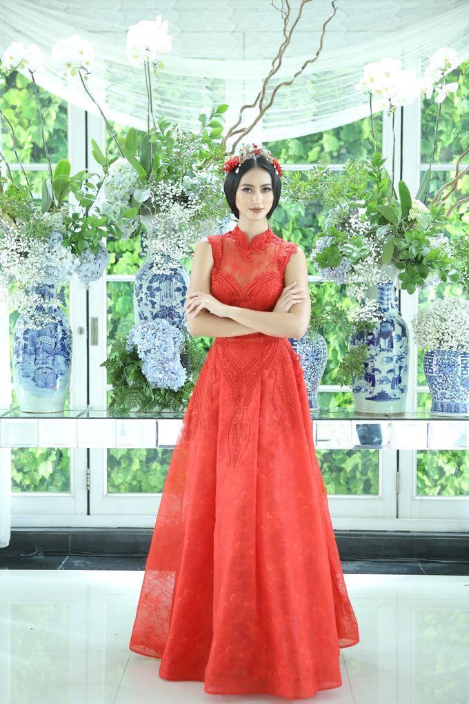 RED DRESS by natalia soetjipto - 011