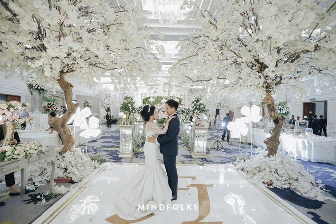 The Wedding of Fifi & Ian by  Menara Mandiri by IKK Wedding (ex. Plaza Bapindo) - 007