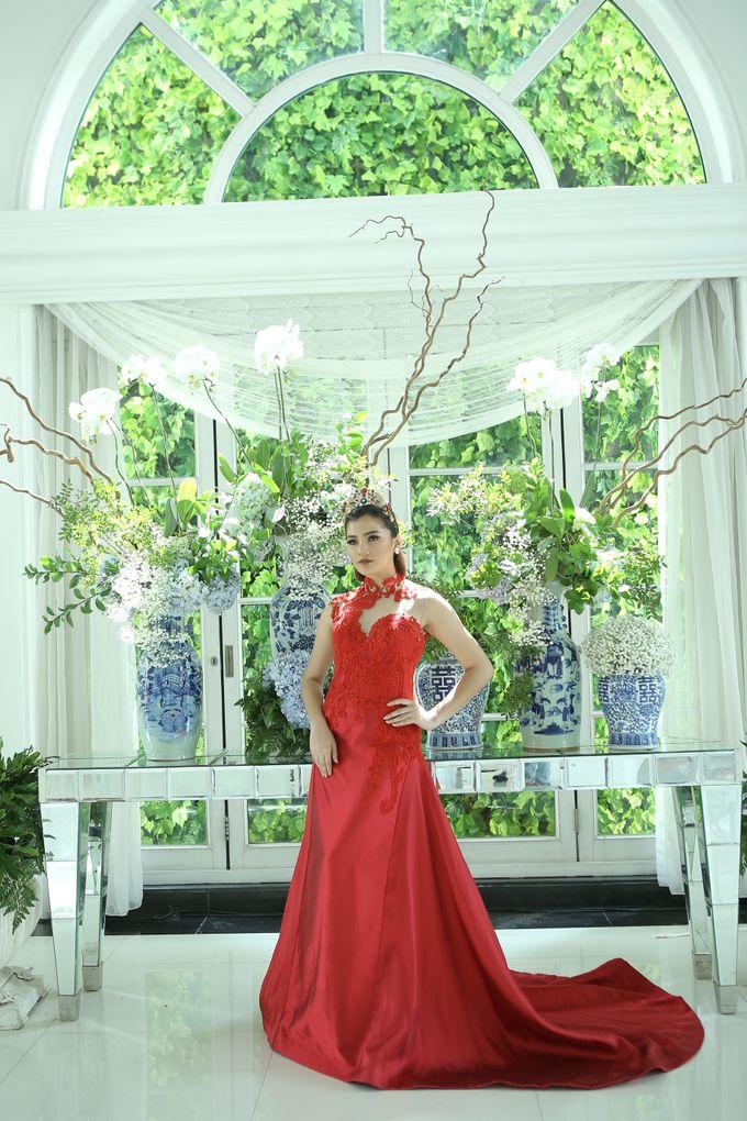 RED DRESS by natalia soetjipto - 010