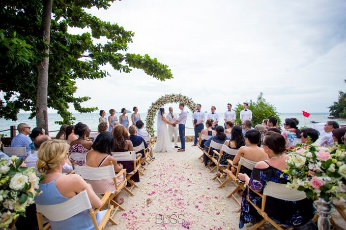 Rob and Michelle wedding at Conrad Koh Samui by BLISS Events & Weddings Thailand - 003