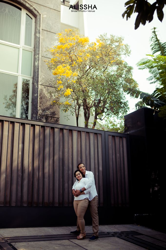 Prewedding of Erni-Salah at Alissha by Alissha Bride - 011