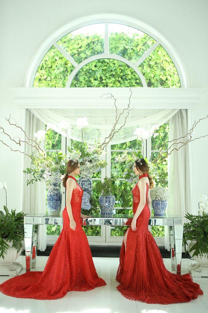 RED DRESS by natalia soetjipto - 021