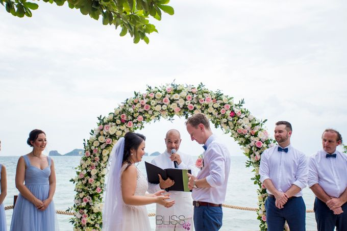 Rob and Michelle wedding at Conrad Koh Samui by BLISS Events & Weddings Thailand - 004