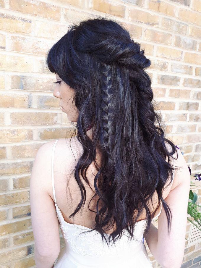Bridal Hair by Maë Hair Specialist - 012