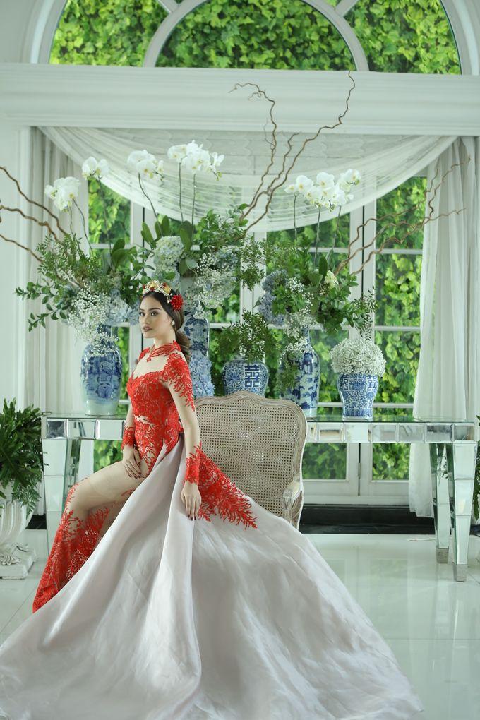RED DRESS by natalia soetjipto - 022