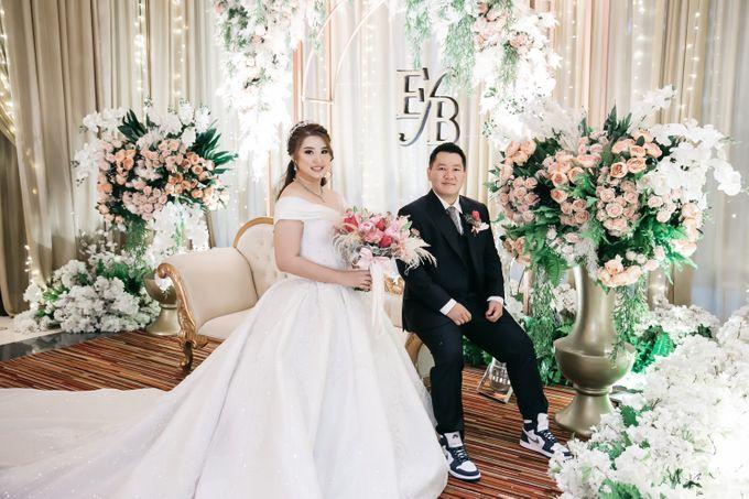 Evan & Brigita Wedding at Hilton by PRIDE Organizer - 043