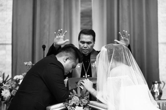 THE WEDDING OF YOSEA & CEIN by Alluvio - 025