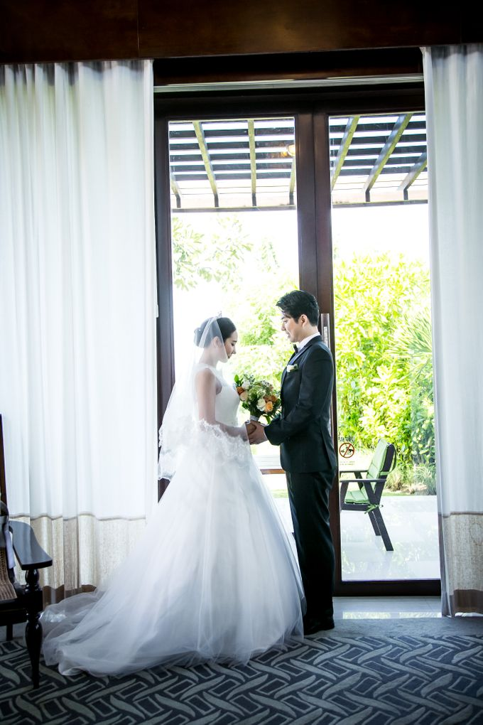 The Wedding of Mr Chung Suk Won & Ms Lee Jung Min by Bali Wedding Atelier - 007
