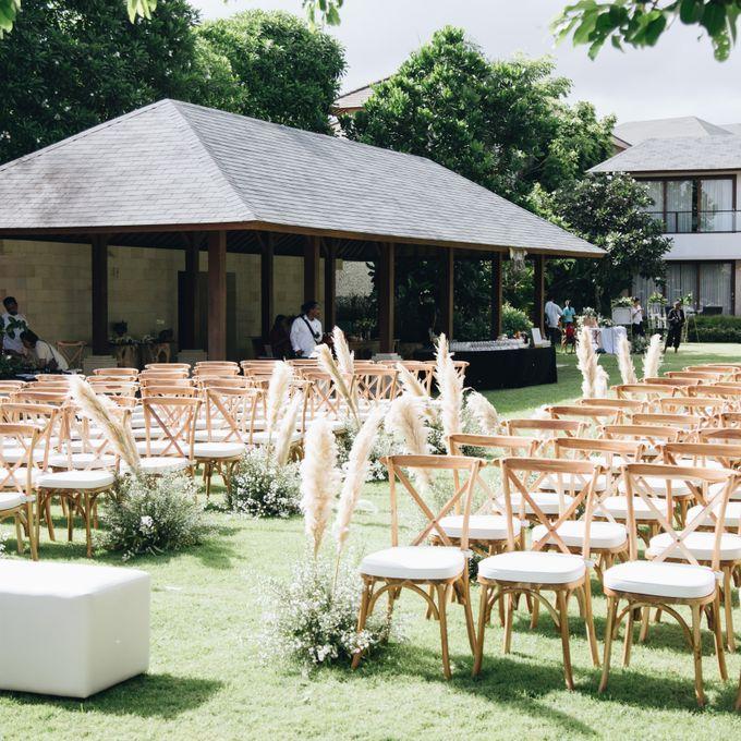 Paskal & Vivin Wedding by Bali Wonderful Decor - 016