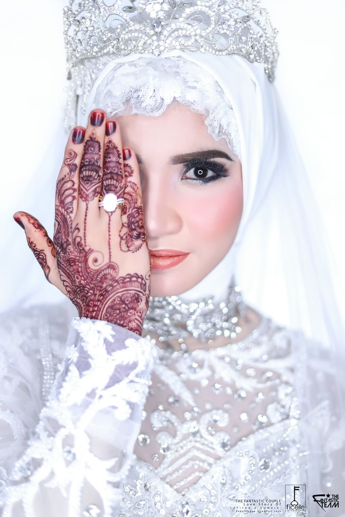 Wedding Latifah & Numair by Ficelle Photography - 014