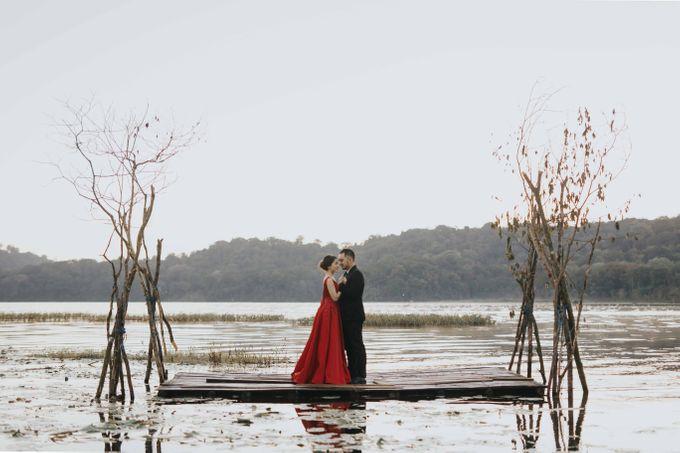 Arvian & Patricia Bali Prewedding by Levin Pictures - 016