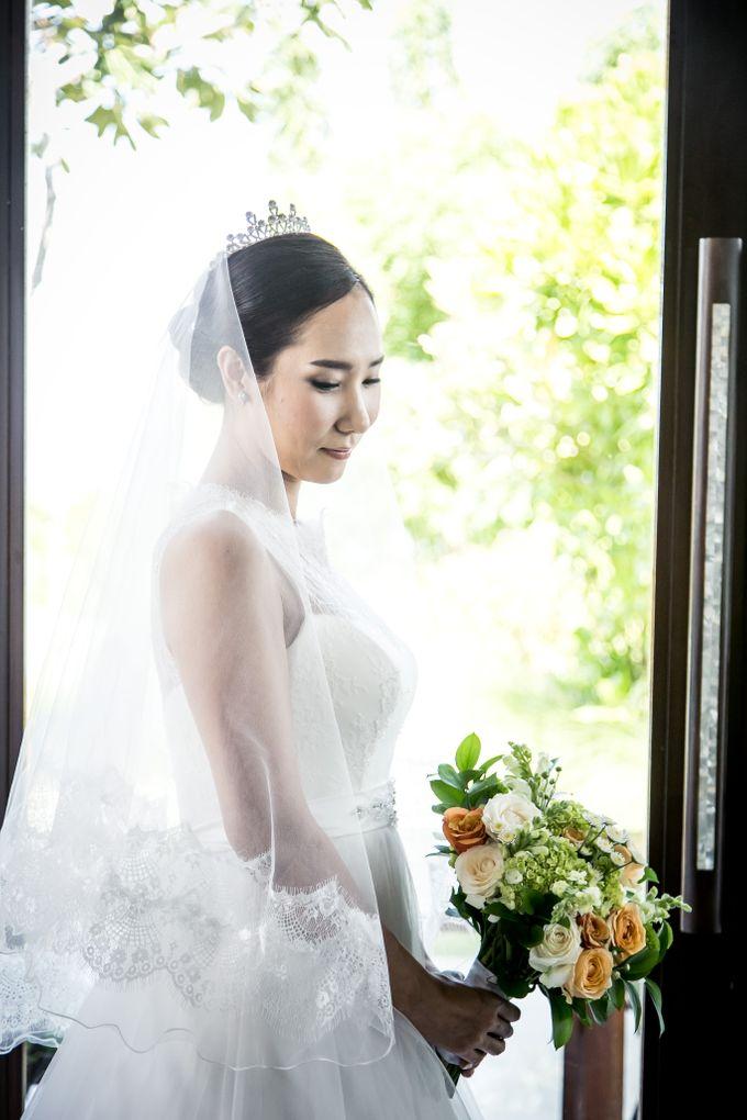 The Wedding of Mr Chung Suk Won & Ms Lee Jung Min by Bali Wedding Atelier - 005
