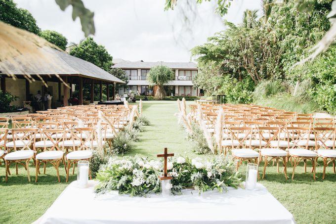 Paskal & Vivin Wedding by Bali Wonderful Decor - 017