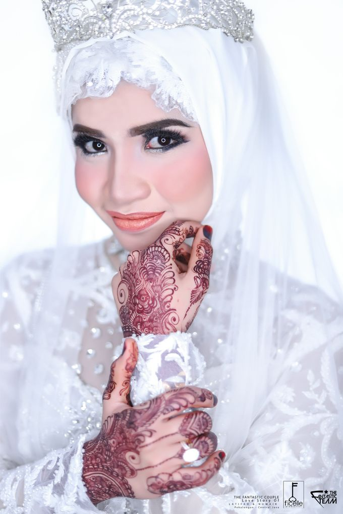 Wedding Latifah & Numair by Ficelle Photography - 015