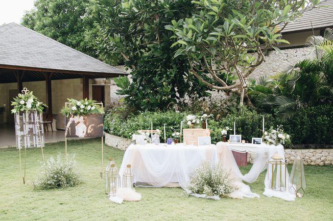 Paskal & Vivin Wedding by Bali Wonderful Decor - 018