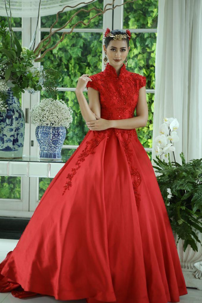 RED DRESS by natalia soetjipto - 008