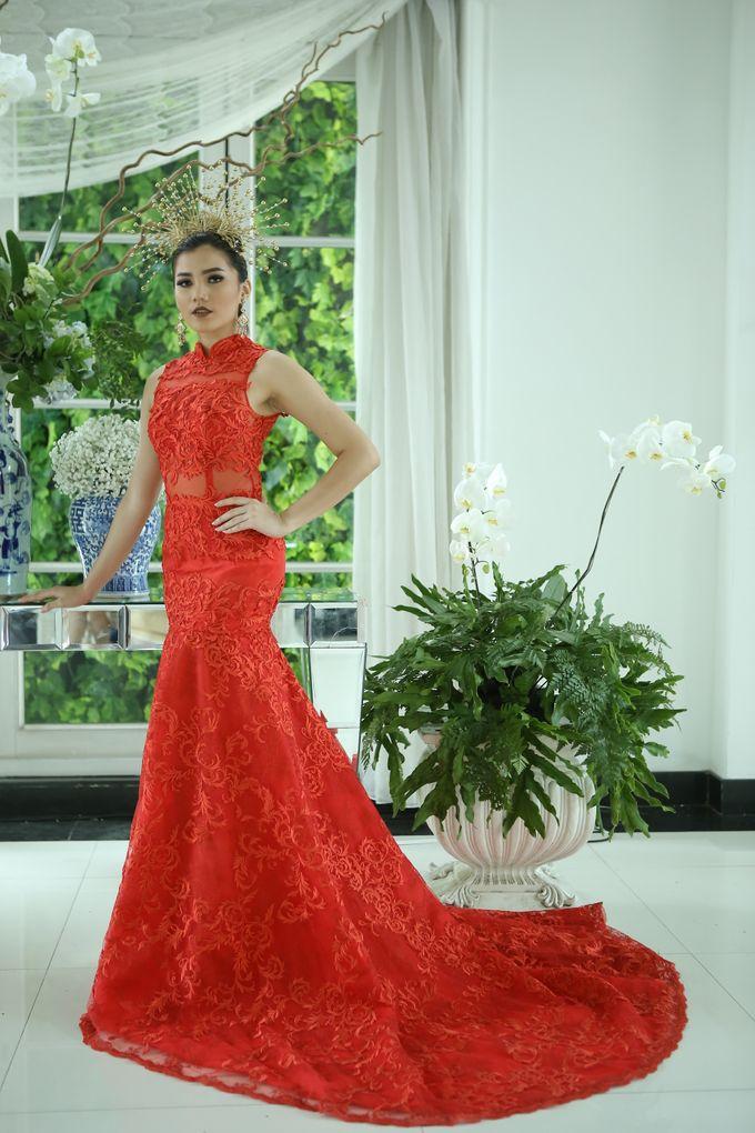 RED DRESS by natalia soetjipto - 007