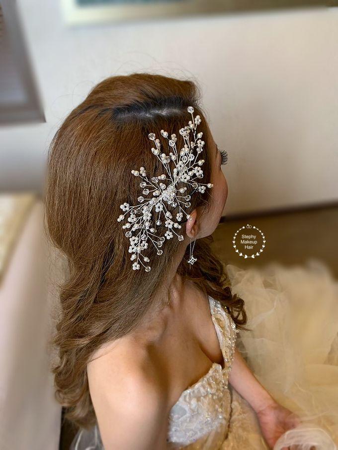 kuala lumpur Lynn Wedding Day by Stephy Ng Makeup and Hair - 001